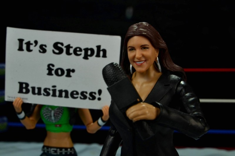 WWE Basic Stephanie McMahon - It's Steph for Business