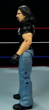 WWE Mattel APA - Bradshaw left side