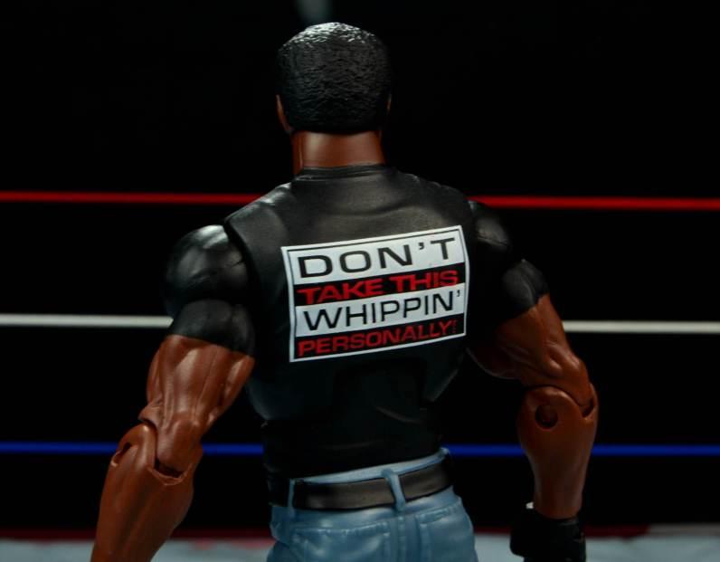WWE Mattel APA -Farooq back