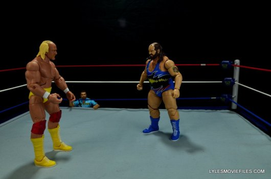 WWE Mattel Earthquake -Hulk Hogan vs Earthquake Summerslam 1990-001