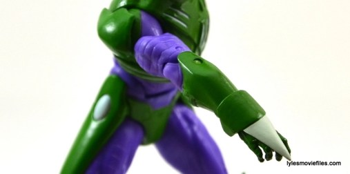 DC Collectibles Icons Lex Luthor review -blade close up