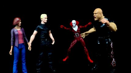 DC Icons Deadman figure review - coming for the save