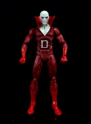 DC Icons Deadman figure review -standing straight