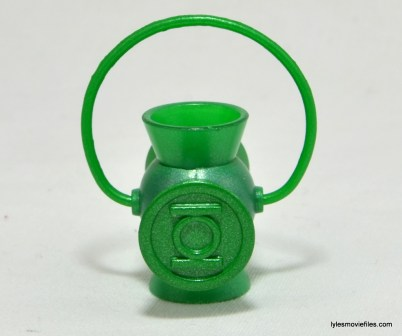 DC Icons Green Lantern figure review -lantern