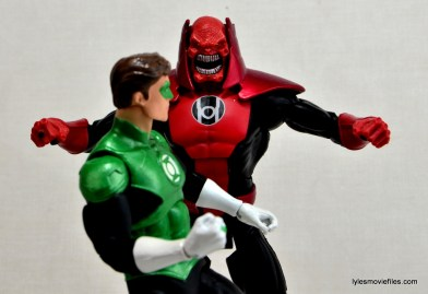 DC Icons Green Lantern figure review -vs Atrocitus