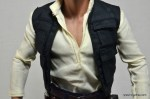 Hot Toys Han Solo and Chewbacca review -Han Solo chest and vest