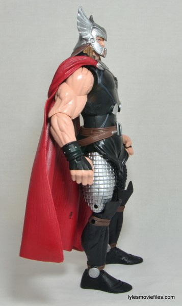 Marvel Legends Thor figure review -right side