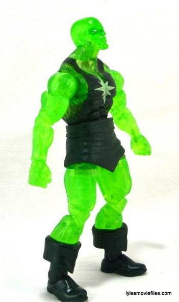 Marvel Legends three-pack Ms. Marvel, Captain America and Radioactive Man -Radioactive Man right