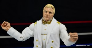 Mattel WWE Heenan Family set action figures review - Bobby Heenan spotlight pic