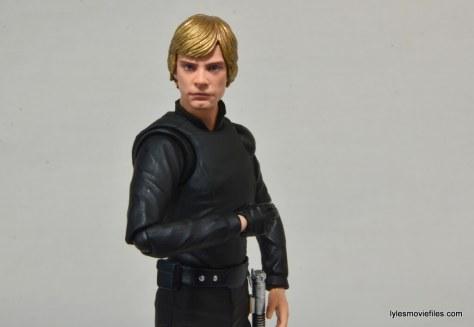 SH Figuarts Luke Skywalker figure review - wide pic