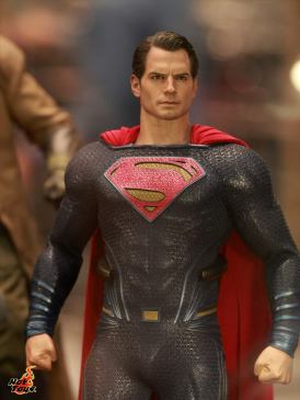 Superman Batman v Superman figure Hot Toys