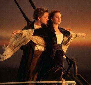 titanic - leonardo dicaprio and kate winslet