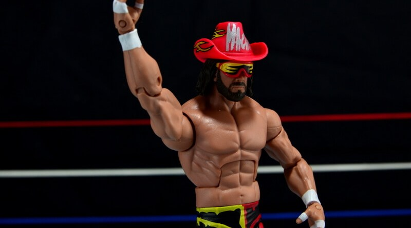 WWE Elite 38 Macho Man Randy Savage review -main pic
