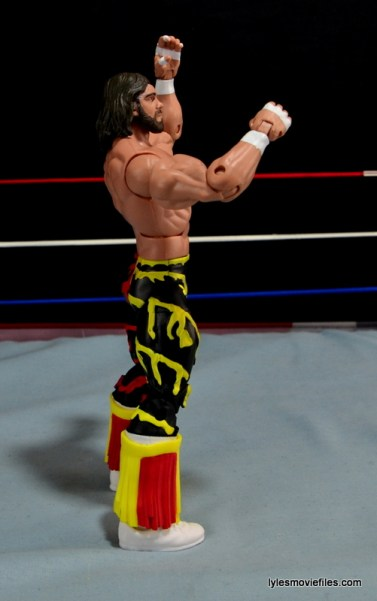 WWE Elite 38 Macho Man Randy Savage review -right side