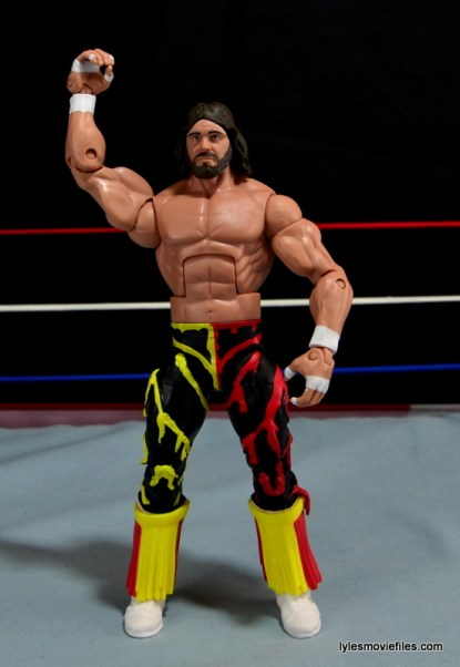WWE Elite 38 Macho Man Randy Savage review -straight