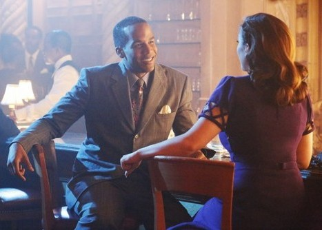 Agent Carter A View in the Dark -Wilkes and Peggy