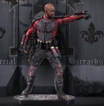 DC Suicide Squad statue - Deadshot