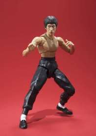 SH Figuarts Bruce Lee -fighting stance
