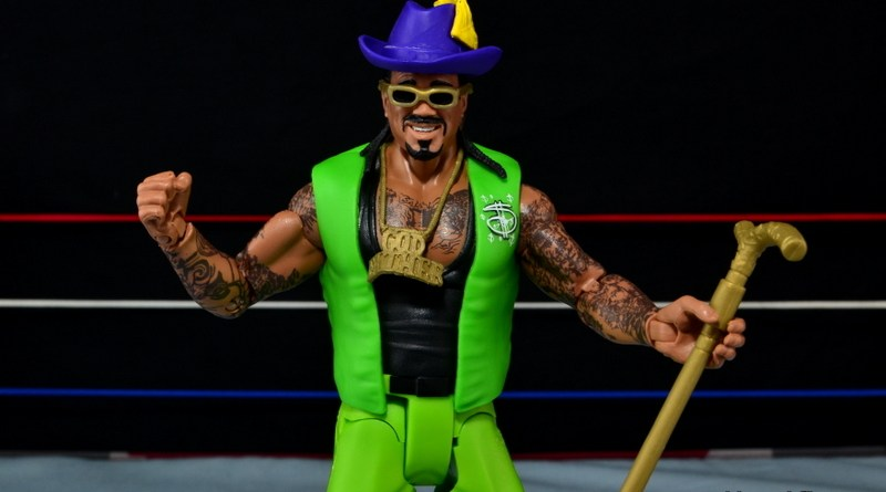 WWE Elite The Godfather review -main pic
