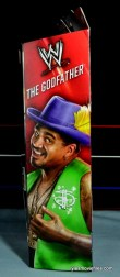 WWE Elite The Godfather review - side package