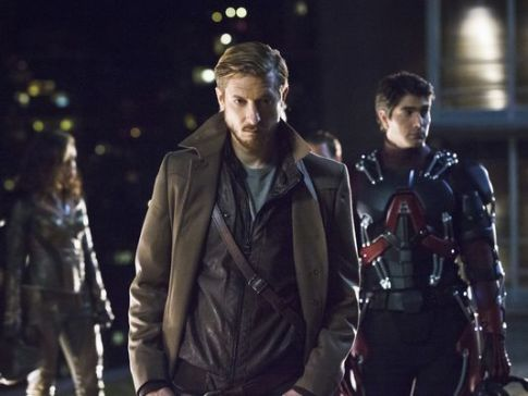 dc's legends of tomorrow recap - rip hunter and atom
