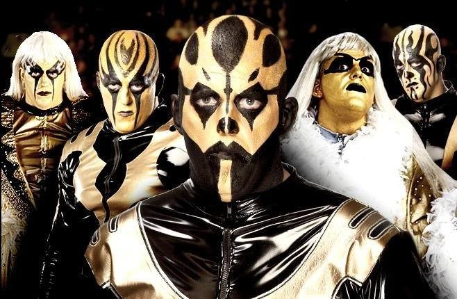 Cross Rhodes Goldust, Out of the Darkness review   Rating: 6 out of 10