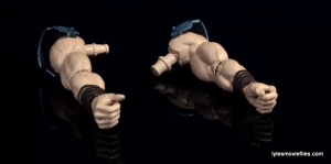 Marvel Legends Sentry figure review - Odin arms