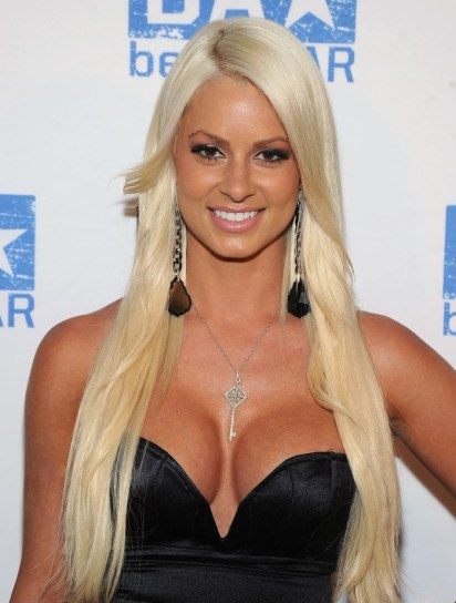maryse-ouellet-hot-black-dress-