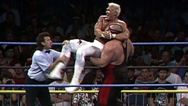 sting vs vader great american bash 1992