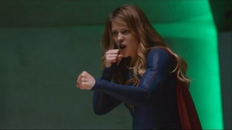 supergirl recap hostile takeover - supergirl training