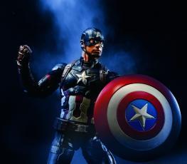 Captain America Civil War Marvel Legends - Captain America