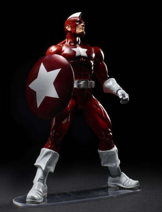 Captain America Civil War Marvel Legends - Red Guardian