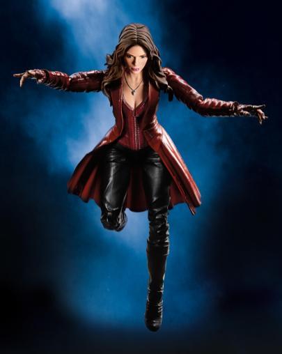 Captain America Civil War Marvel Legends - Scarlet Witch