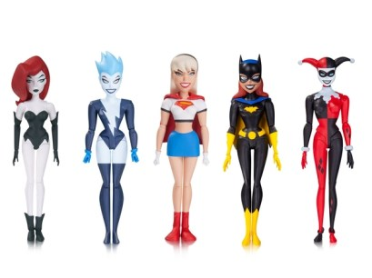 DC Collectibles Batman Animated series - Girls Night Out pack