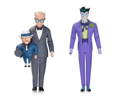 DC Collectibles Batman Animated series - Ventriloquist and The Joker