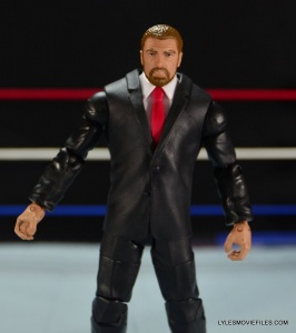 Mattel WWE Battle Pack - Triple H vs Daniel Bryan -front view detail