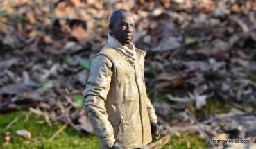 The Walking Dead Morgan Jones McFarlane Toys figure review -main profile shot
