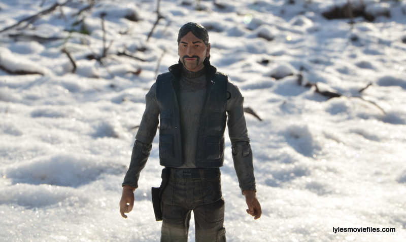 The Walking Dead The Governor McFarlane Toys review - wide shot