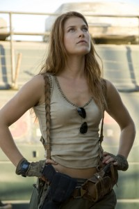 resident-evil-extinction review -ali-larter-as-claire-redfield