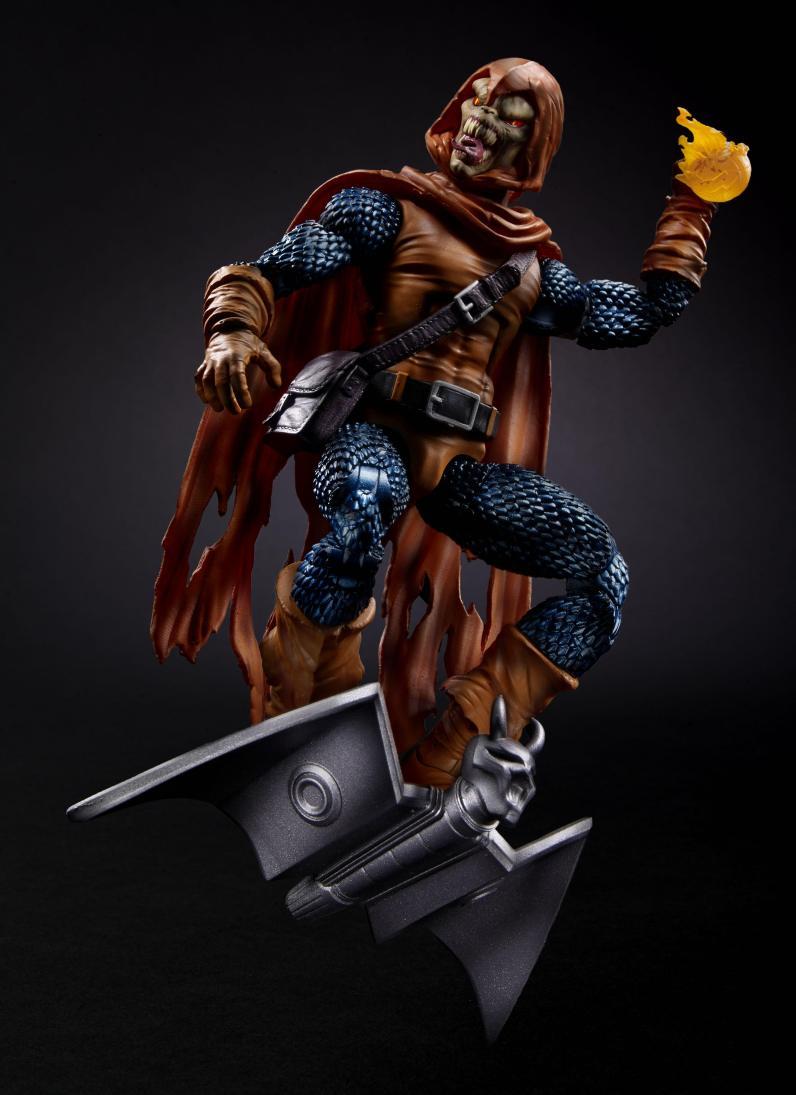 spider-man marvel legends - hobgoblin