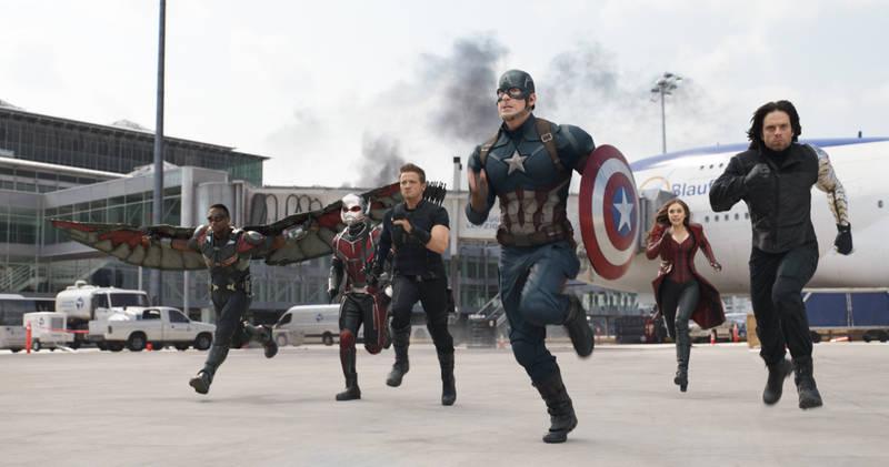 Captain America Civil War - Team Cap_2
