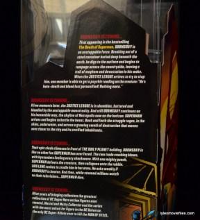 DC Signature Series Doomsday figure review - bio