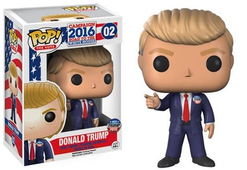 Donald Trump FUNKO Pop figure