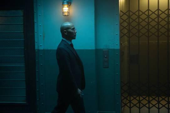 Gotham Mr Freeze review -Dr Hugo Strange