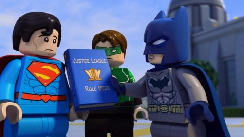 Justice League Cosmic Clash - Superman, Green Lantern and Batman