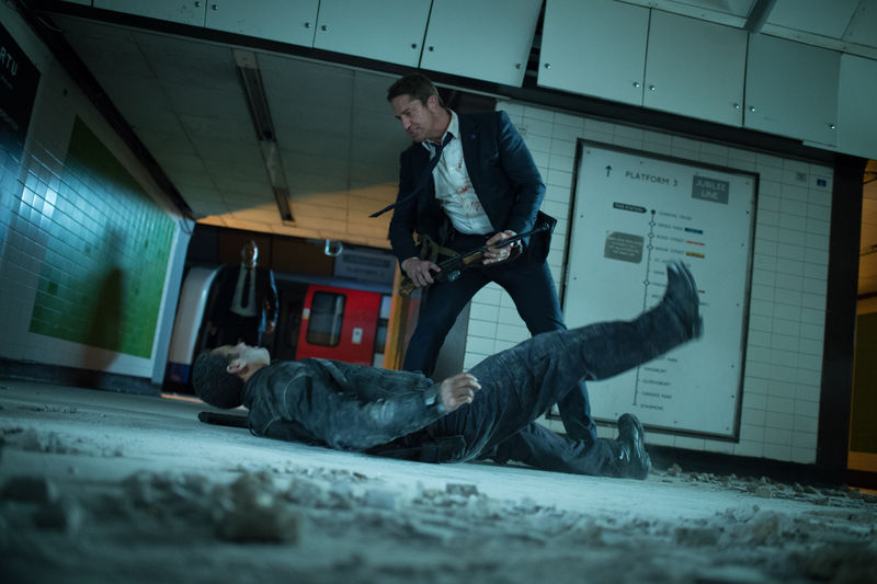 London Has Fallen movie review -