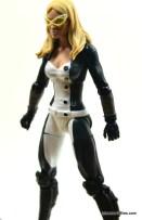 Marvel Legends Mockingbird figure review - button detail