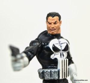 Marvel Legends Series 4 Punisher - aiming pistol
