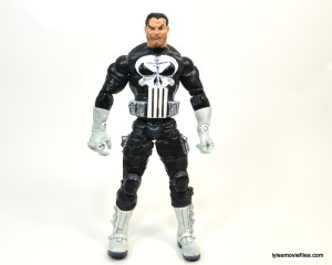 Marvel Legends Series 4 Punisher - straight