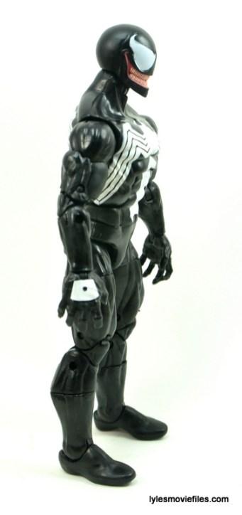 Marvel Legends Venom figure review - right side